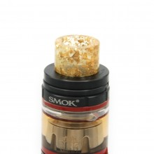 Resin drip tip for Smok TFV8, Smok TFV8 Big Baby, Smok TFV12, Goon RDA, Kennedy 22/24 RDA, Limitless Plus RDTA