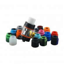 Silicone drip tip for Smok TFV8, Smok TFV8 Big Baby, Smok TFV12, Goon RDA, Limitless Plus RDTA (pack of 5)