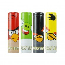Birds 18650 battery PVC wraps - heat shrink