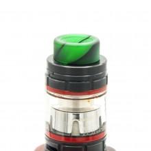 810 Drip-Tipp - Acryl, niedrige Profil - Smok TFV8, Smok TFV8 Big Baby, Smok TFV12