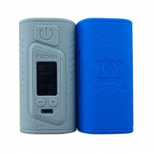SIGELEI FUCHAI DUO-3 - 2 batteries - silicone case, skin, cover - best quality, best colours